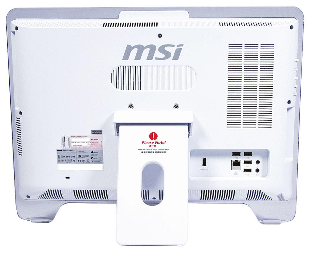 MSI Wind Top AE2071 Bluetooth Windows 7 64-BIT