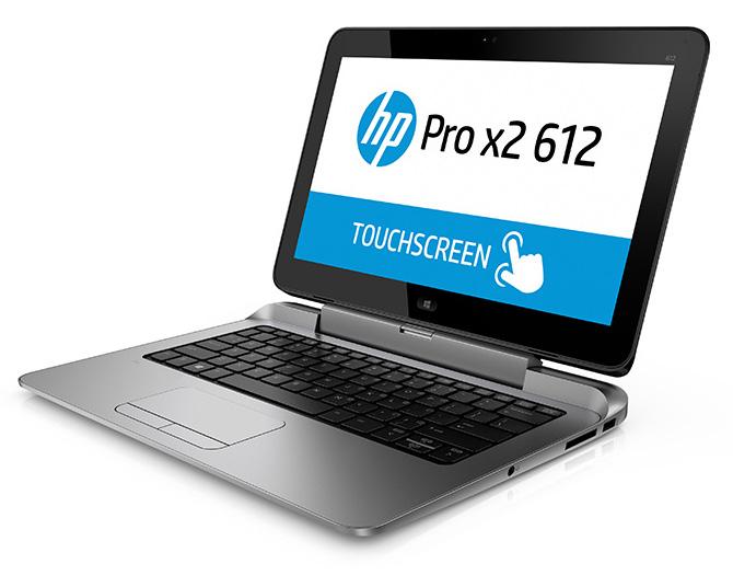 Планшет HP Pro x2 612