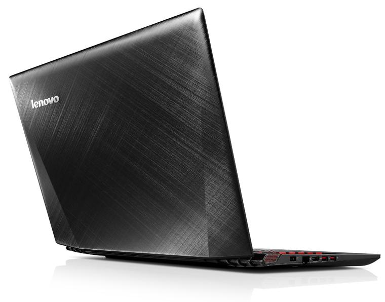 Игровой ноутбук Lenovo Ideapad Y50 UHD с 4K-дисплеем