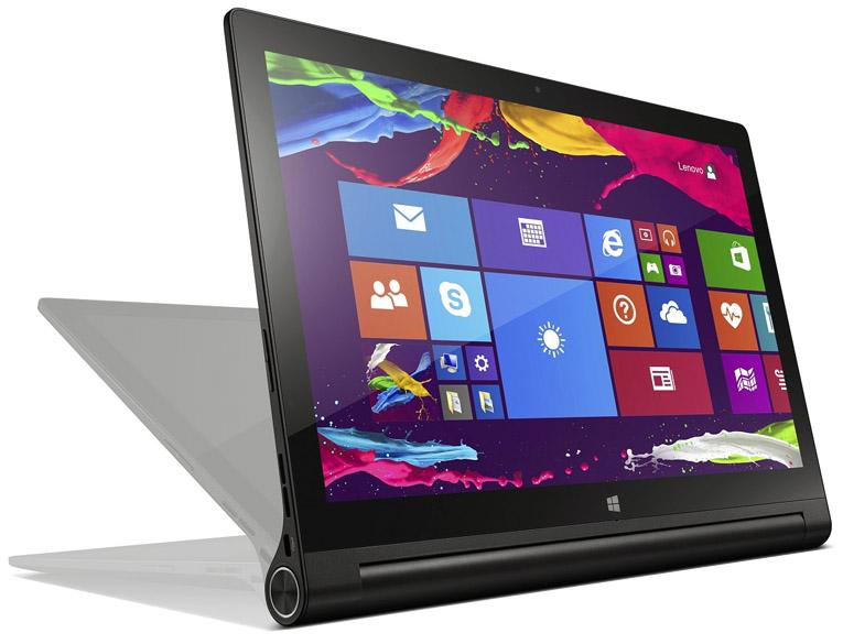 13-дюймовый Windows-планшет Lenovo Yoga Tablet 2