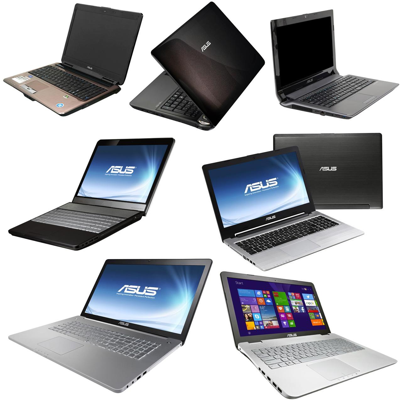 Ноутбуки ASUS N-серии