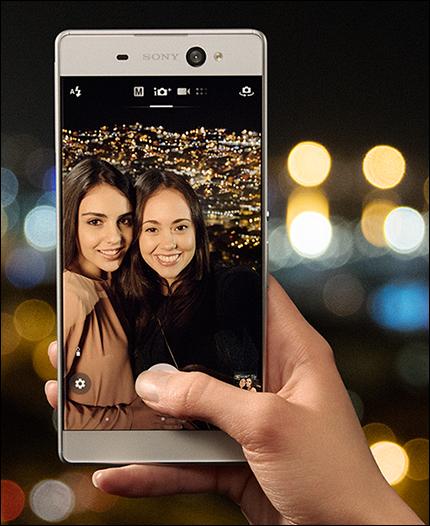 В Российской Федерации выходит 6-дюймовый смартфон Сони XperiaXA Ultra