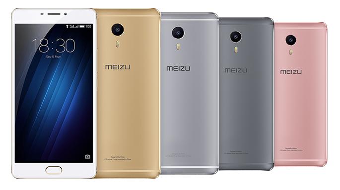 Meizu M5 Note наHelio P10 засветился вAnTuTu