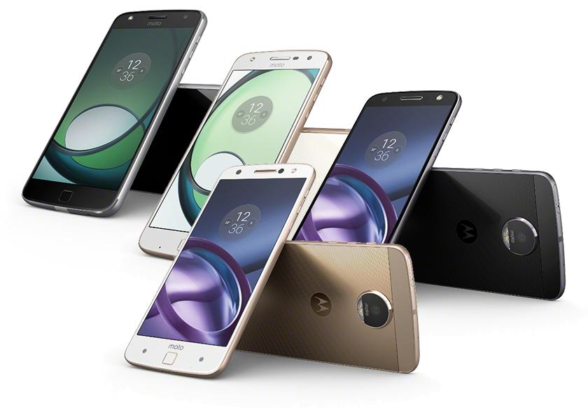 Модульные мобильные телефоны Moto Z иZPlay представлены в РФ