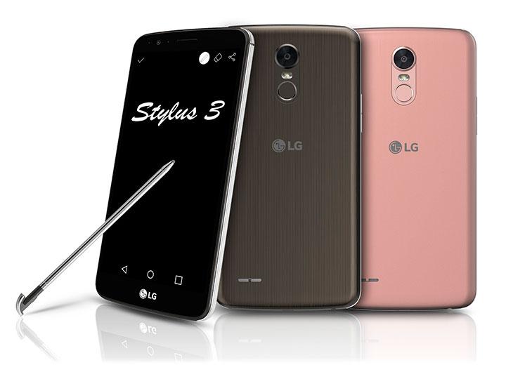 LGанонсировала обновленную серию телефонов KиStylus