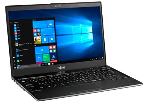 Fujitsu сделала ноутбук весом 799 грамм