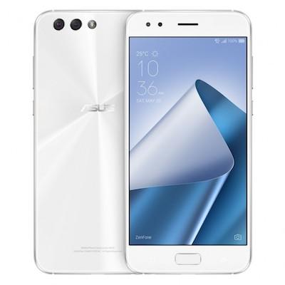 ASUS представила самые массивные мобильные телефоны серии Zenfone 4