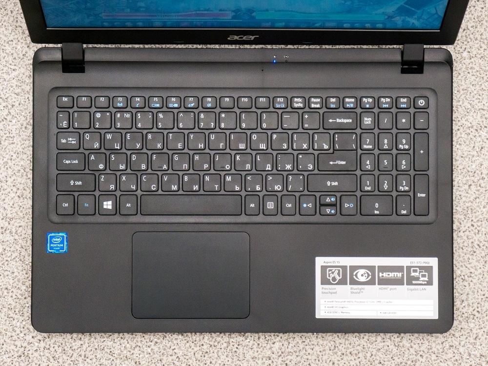 Acer Aspire ES1-572-P0QJ