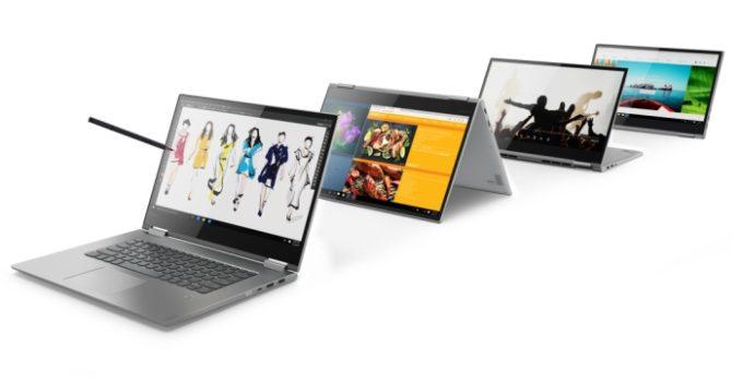 Lenovo Yoga 730 и Yoga 530