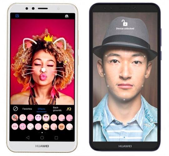 Представлен смартфон Huawei Y6 (2018)