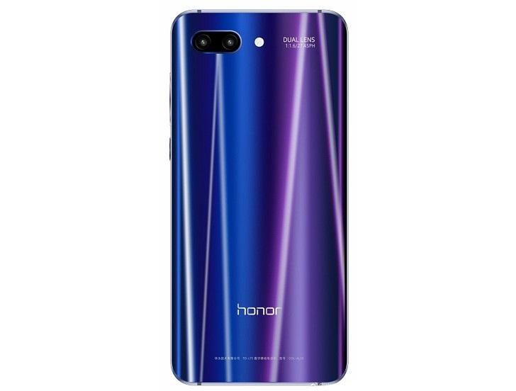 Honor 10 представлен— близкий родственник Huawei P20 иHuawei P20 Pro