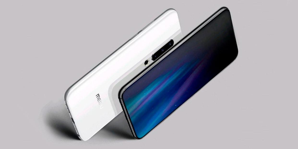 Флагманский смартфон Meizu 16s— Изображение дня