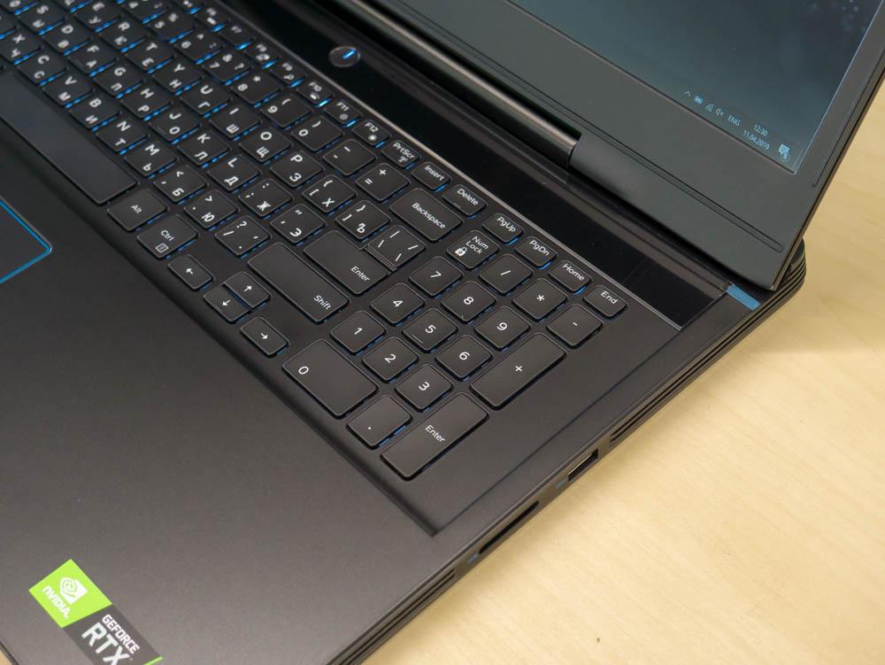 Обзор и тесты производительного игрового ноутбука Dell G7 7790, G717