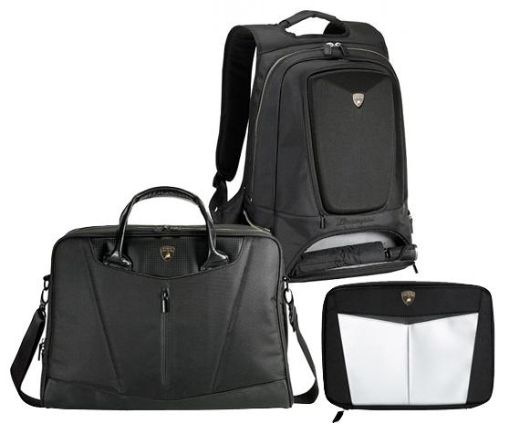 87be1698bb12 ASUS и Lamborghini представили рюкзаки, сумки, чехлы для ноутбуков ...