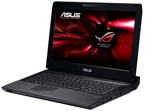 Asus G53SW Notebook Power4Gear Hybrid Windows