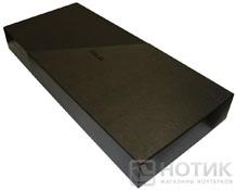 Ноутбук ASUS NX90Jq: футляр с ноутбуком и комплектацией