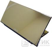 Ноутбук ASUS NX90Jq полуоткрытый, вид сзади