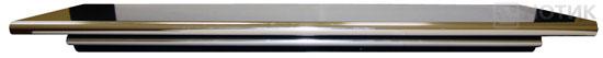 Ноутбук ASUS NX90Jq: вид спереди