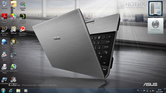 Ноутбук ASUS U41JF