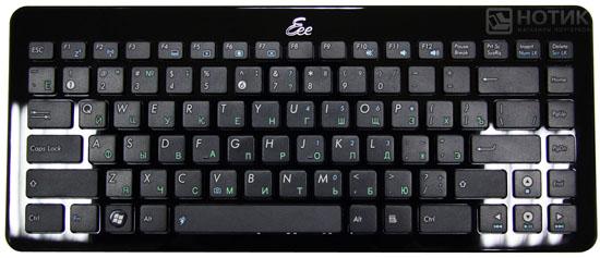Моноблок ASUS Eee Top PC 2400 INT : клавиатура