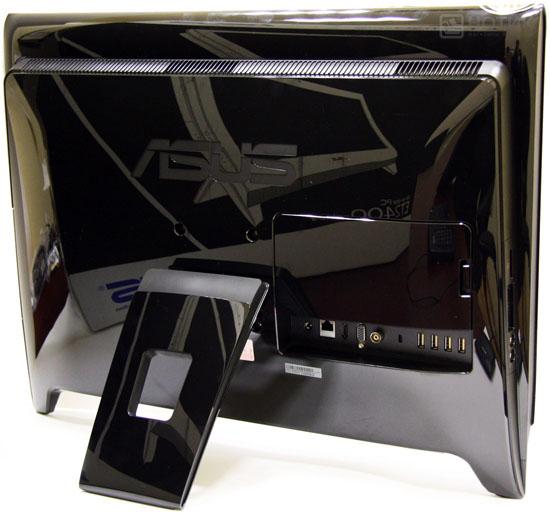 Моноблок ASUS Eee Top PC 2400 INT : вид сзади
