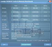 Ноутбук Asus N73Jn, Cache Memmory test
