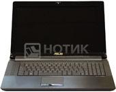 Ноутбук Asus N73Jn, угол полного расрытия
