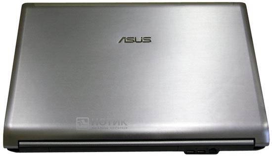 Ноутбук Asus N73Jn, крышка
