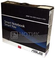 Ноутбук Asus U35Jc, упаковочная коробка