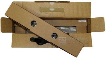 Ноутбук Asus U35Jc, открытая упаковочная коробка