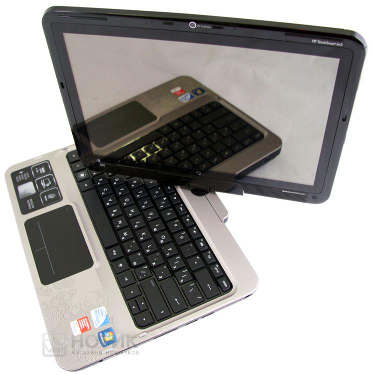 Внешний привод DVD±RW HP USB Slim Ext RTL (701498-B21) USB 2.0 черный Retail