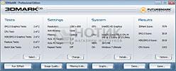 Ноутбук Asus N73Jn, 3DMark 06 test