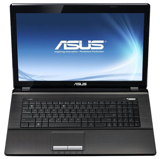 Универсальный ноутбук Asus X73SJ - 17,3 дюйма, Intel Sandy Bridge...