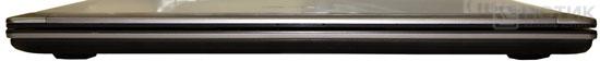 Ноутбук ASUS N53Jn : передняя сторона