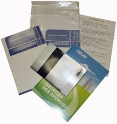 Ноутбук Asus K52Je : комплект печатных изданий