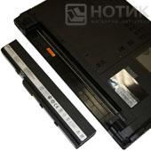 Ноутбук Asus P52Jс : способ загрузки батареи
