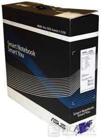 Ноутбук Asus UL80Jt : упаковочная коробка