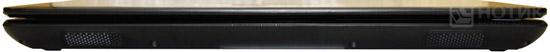 Ноутбук Asus UL80Jt : передняя сторона