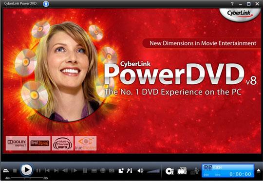 CyberLink PowerDVD - PowerDVD - один из самых популярных и