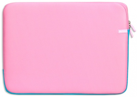 "Чехол 15"" PortCase KNP-16 PN нейлон розовый"