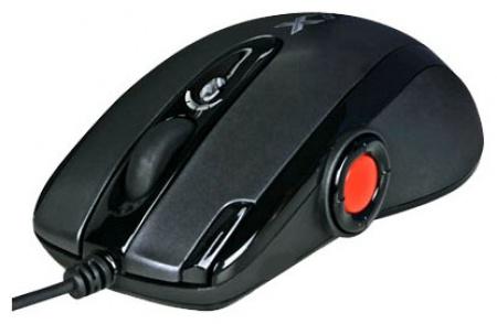 Мышь проводная A4Tech X-755BK, 3600 dpi, Черный