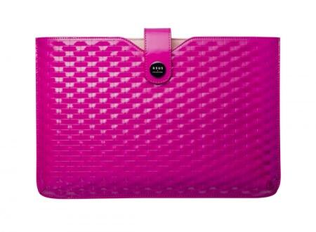 Чехол 10 Asus Index KR Collection Sleeve Pink 90-XB0J00SL00030 Искусственная кожа, Розовый