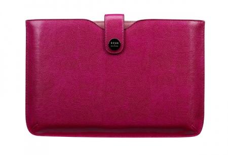 Чехол 10 Asus Index Sleeve Pink 90-XB0JOASL00020 Искусственная кожа, Розовый