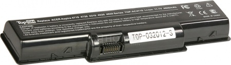 Аккумулятор TopON TOP-AC4710 11,1V 4800mAh для Acer, eMachines, Pacard Bell PN: AS07A31 AS07A32 AS07