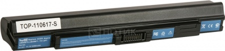 Аккумулятор TopON TOP-751 11.1V 5200mAh для Acer PN: UM09A41 UM09B31 UM09B34 UM09B7D