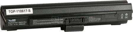 Аккумулятор TopON TOP-751H 11.1V 7800mAh для Acer, Gateway PN: UM09A41 UM09B31 UM09B34 UM09B7DTopON<br>Аккумулятор TopON TOP-751H 11.1V 7800mAh для Acer, Gateway PN: UM09A41 UM09B31 UM09B34 UM09B7D<br>