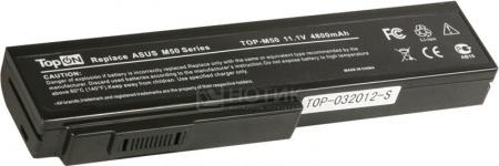 Аккумулятор TopON TOP-M50/A32-M50 11.1V 4400mAh для Asus PN: A32-M50 A33-M50 L072051 L0790C6 от Нотик