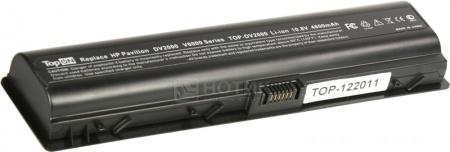 Аккумулятор TopON TOP-DV2000 10.8V 4800mAh для HP PN: HSTNN-IB31 EX941AA EV088AA HSTNN-LB31 411462-421 417066-001 аккумулятор topon top nx8220 14 8v 4800mah для hp pn pb992a hstnn ub11 hstnn ob06 hstnn lb11