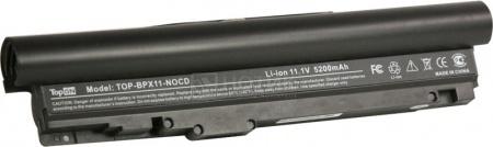 Аккумулятор TopON TOP-BPX11-NOCD 11.1V 5200mAh для Sony Vaio PN: VGP-BPX11 VGP-BPS11 VGP-BPL11 оригинальный аккумулятор sony vpcz21 z212 z213 z214 z215 z216 sony vgp bps27