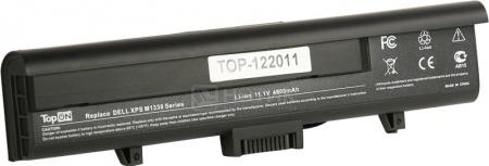 Аккумулятор TopON TOP-XPSM1330 11.1V 4800mAh для Dell PN: TX826 UM226 WR047 WR050 BD39 HX198 KP405 NT340 PP25L